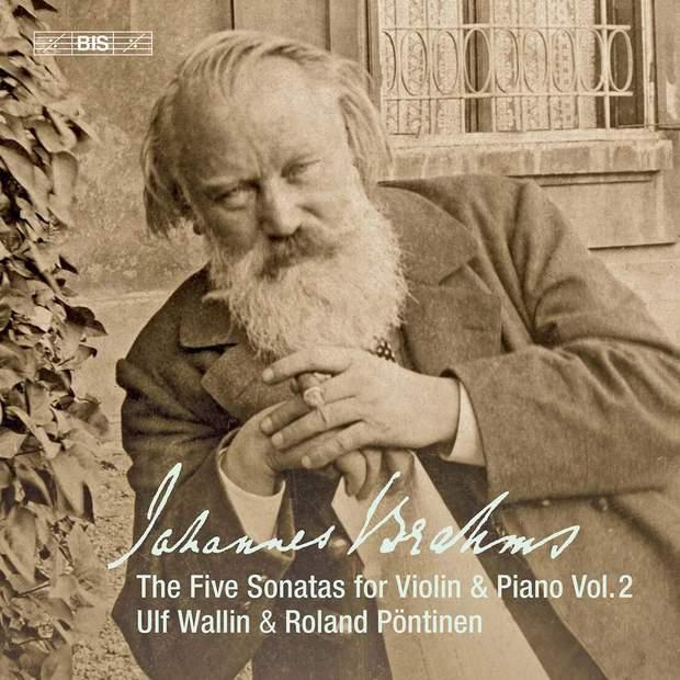 Brahms The Five Sonatas for Violin & Piano Vol.2.jpg