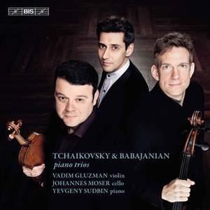 Tchaikovsky & Babajanian Piano Trios.jpg